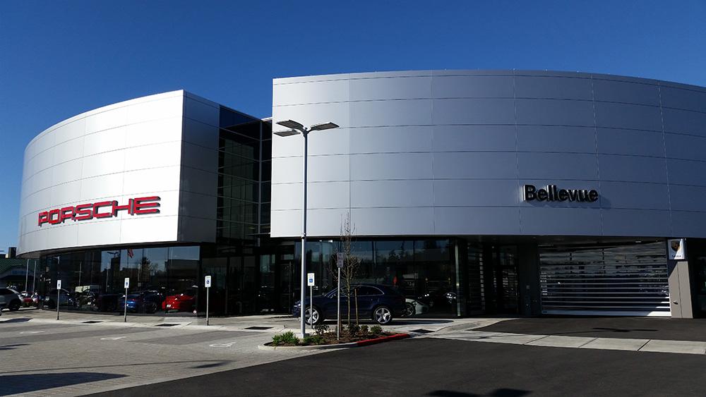 Bellevue - Porsche - Bellevue, WA, by BestWorth