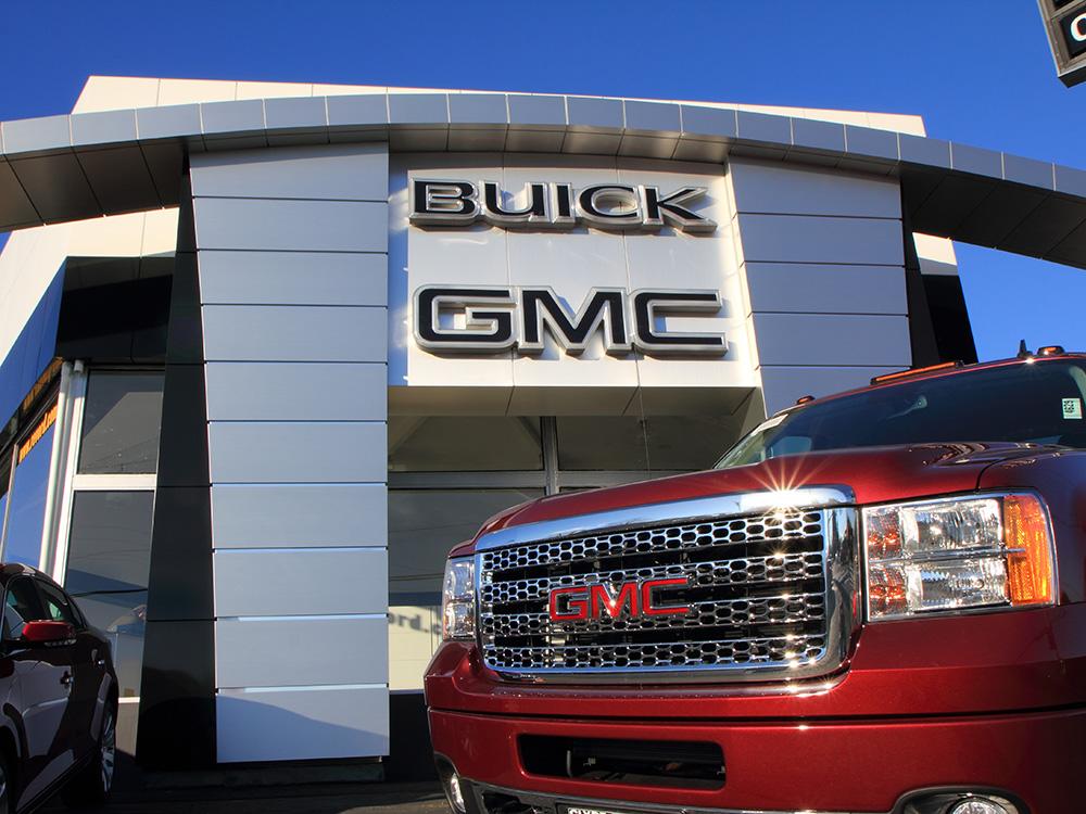 Clyde Revord GMC - Everett, WA