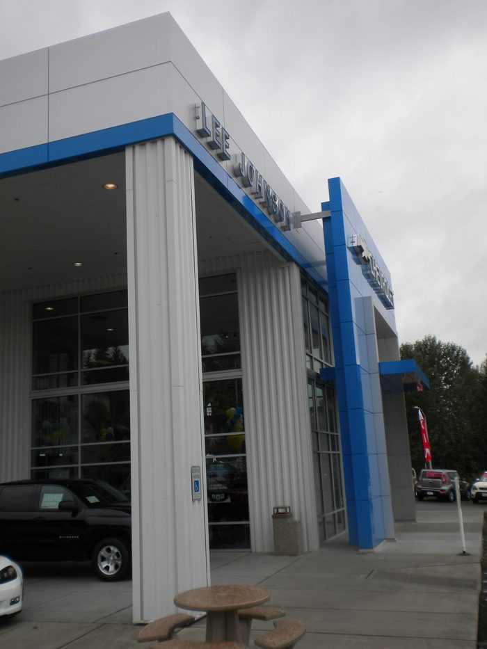 Lee Johnson Chevrolet - Kirkland, WA