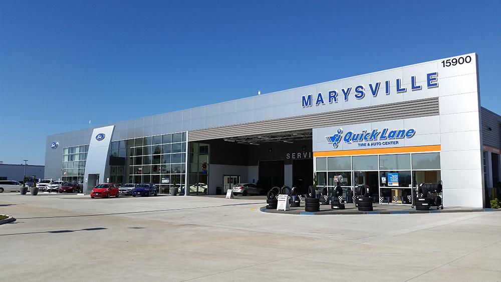 Marysville Ford - Marysville, WA