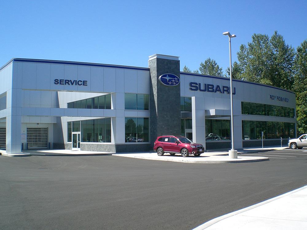 Roy Robinson Subaru - Marysville, WA