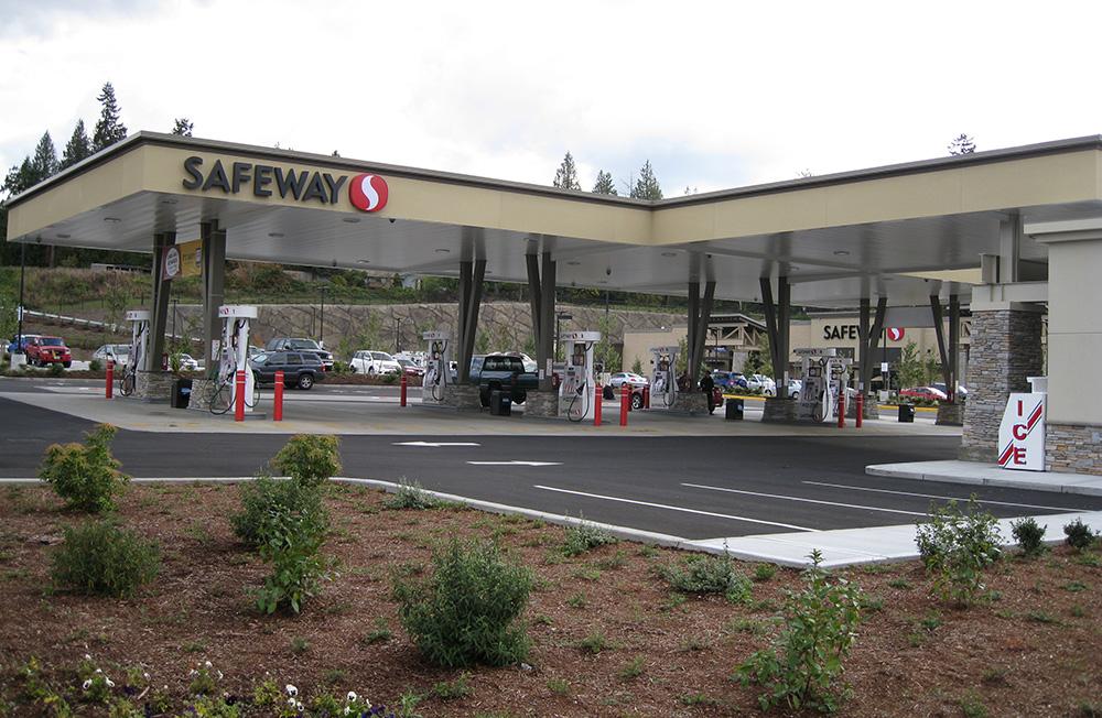 Puyallup, WA - Safeway
