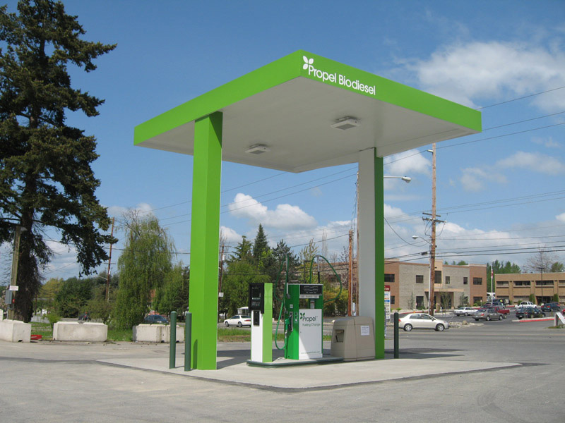 Seattle, WA - Propel BioFuel